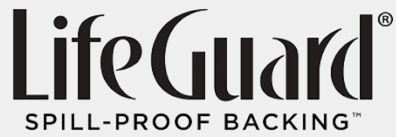 LifeGuard Spill-Proof Backing