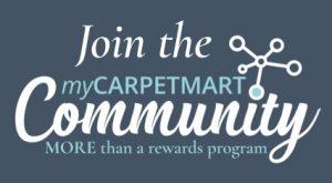 Join the mycarpetmart community