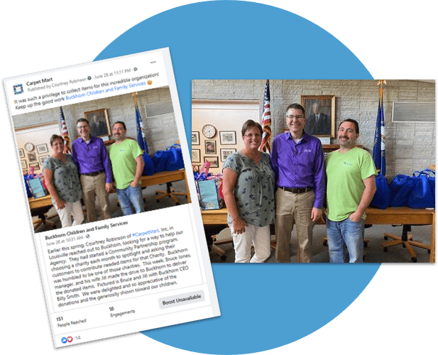 Buckhorn Children and Family Services